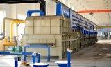 Automaic ha gestito la fornace industriale a gas del filo di acciaio
