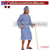 Le produit Veille de la toussaint de faveur d'usager costume la nouveauté de costume de carnaval (COS8049)
