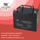 VRLAの深いサイクルAGM再充電可能なUPS電池12V 35ah