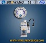 Herramienta que prensa terminal del cable del manguito hidráulico semiautomático del alambre