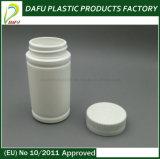 bottiglia di plastica della medicina del PE 150ml con la protezione della parte superiore di vibrazione