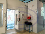 Будочка брызга автомобиля Wld-8200/печь картины печи/автомобиля выпечки автомобиля для сбывания