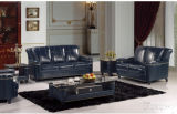 Klassisches Wohnzimmer Leather Sofa Furniture mit Top Grain Leather