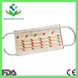 Медицинский устранимый лицевой щиток гермошлема 3ply с коробкой распределителя