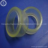 Пластмасса инжекционного метода литья сопротивления износа разделяет часть резины частей PU