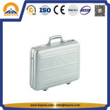 Caixa executiva do portátil do sumário do negócio de alumínio (HL-5209)