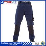Le meilleur pantalon de travail de vente chaude avec les garnitures de genou (YWP114)