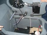 Automatische nachladbare drücken Reinigungs-Maschine von Hand ein