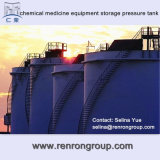50m3 Chemical Medicine Equipment Storage Pressure Tank T-32