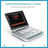 Huc5 sistema seguro del ultrasonido de Doppler del color del ordenador portátil 3D