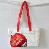 カスタマイズされたロゴの非編まれた薄板にされたより涼しいピクニック袋