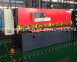 Tipo macchina per il taglio di metalli dell'oscillazione della lamiera sottile idraulica