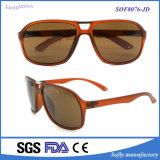 O melhor fabricante polarizado plástico de venda dos óculos de sol da forma do tipo
