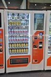 22 duim LCD Screen Vending Machine met CE&ISO9001 Certificate