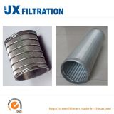 Fluxo Inside - para fora Wire Mesh Filter Screen