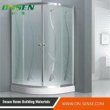 Cabine de alumínio do chuveiro da porta deslizante do setor do perfil