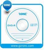 Espacio en blanco caliente DVDR impreso DVD-R de la compra 2016