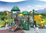 Kaiqi im Freienspielplatz kombinierte Plättchen, Bergsteiger-Treppe mit Dschungel-Merkmal
