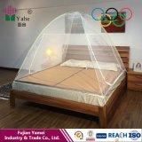 2016年のブラジルのリオオリンピックの中国の運動選手の蚊帳カバーベッド