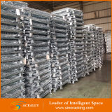 Lager-Metallrahmen-Vorratsbehälter-Metalldraht-Ineinander greifen-Behälter
