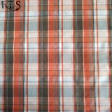 Baumwolle 100% gesponnenes Garn färbte Gewebe für Kleid-Hemden/Kleid Rls40-52sp