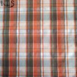 Il filato tessuto Spandex del cotone ha tinto il tessuto per le camice/vestito Rls40-52sp degli indumenti