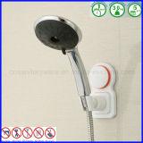 Parentesi mobile della tazza di aspirazione della parete del supporto della testa di acquazzone della stanza da bagno