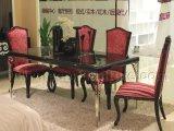 Table de salle à manger style nouveau 2016 Table à manger Ls-218 Table à manger 8 places Table à manger américaine