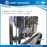 Vinaigre automatique Liquid Aerosol Bottling Bottle Keg Filling Machine Factory