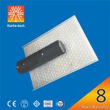 boîtier solaire de lampe du stationnement 120W avec la technologie de radiateur de PCI