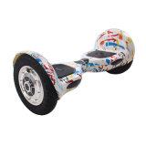 Собственная личность 10 дюймов франтовская балансируя самокат Hoverboard 2 колес электрический