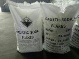 O GV testou flocos fortes da soda cáustica do alcalóide de 99%