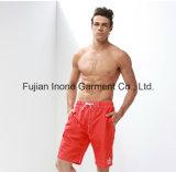 Os Mens de Inone W003 nadam calças curtas dos Shorts ocasionais da placa