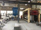 Hoher leistungsfähiger sterilisierter mit Kohlensäure durchgesetzter konkreter Produktionszweig, AAC Block, der Maschine herstellt