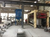Hoge Efficiënte Gesteriliseerde met autoclaaf Geluchte Concrete Lopende band, Blok die AAC Machine maken