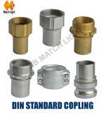 Tw DINのステンレス鋼の管付属品
