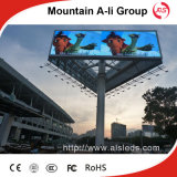 최신 Sale P10 Outdoor HD LED Message Sign Flexible LED Display 또는 Billboard