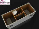 Contenitore personalizzato modulare prefabbricato della doppia stanza della Camera del contenitore