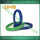 Guarnizione piana della gomma di silicone con colla