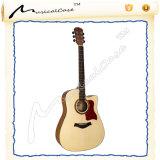 Hochwertige Akustikgitarre für Anfänger