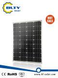 Панель солнечных батарей 100W домашних систем дешевого фотоэлемента солнечная Mono