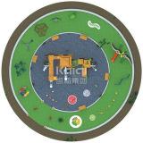 Спортивная площадка большого диапазона Kaiqi напольная для селитебных парка и общественного центра