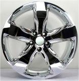 Peças sobresselentes da roda da liga do carro
