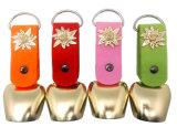 Cencerro suizo del recuerdo para el turista como Keychain como Promo de los regalos