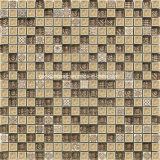 Ghiaccio Crackle Ceramic & Glass & Resin Wall Mosaic per 2016