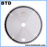 La circulaire électrique de HSS de découpage d'acier à outils scie la lame