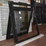 Finestra di alluminio rivestita della tenda di profilo della polvere di alta qualità Kz346