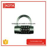 Padlock замка комбинации дневника двери багажа круглой формы цветастый стальной