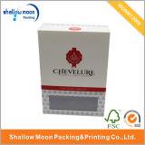 Boîte de empaquetage adaptée aux besoins du client de fermeture de prolongation magnétique de cheveux (QYZ123)