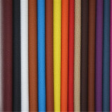 2016 Alta Performance Lichee patrón imitación de cuero de microfibra